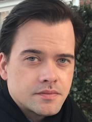 Dennis Rozestwinski, a former graduate student at Fairleigh