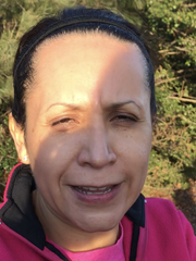 Adriana Lopez tried to get NJ Transit to remove a dead deer from the woods behind her Glen Rock home.