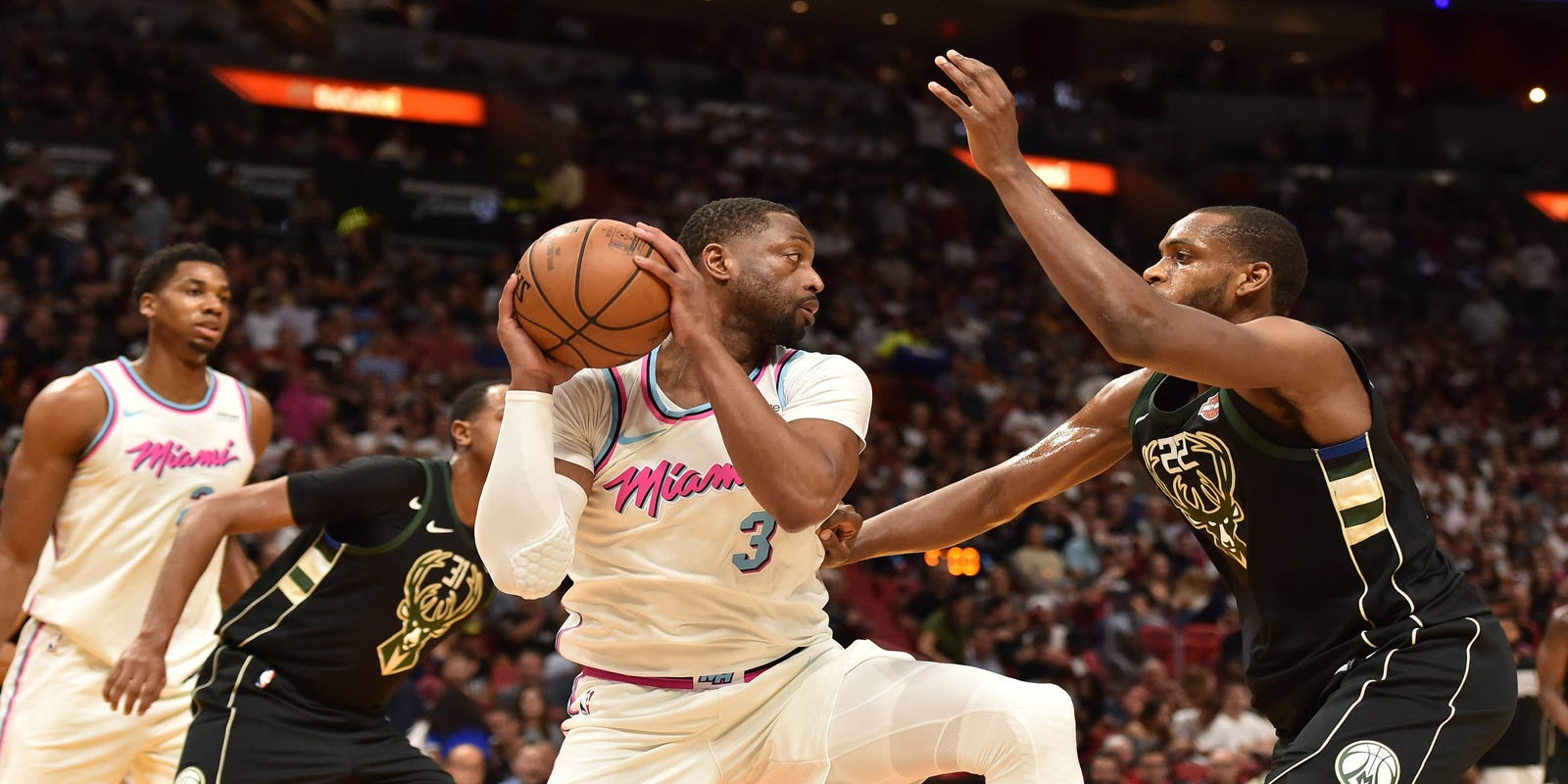 This is why we will not shut up and dribble   Dwyane Wade on Parkland shooting  victim s burial in his jersey 61be235af
