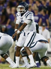 Jackson State senior quarterback Jarrad Hayes will be the starting quarterback against Arkansas-Pine Bluff on Saturday.