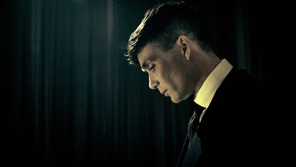 "Cillian Murphy as Thomas Shelby in Netflix's ""Peaky"