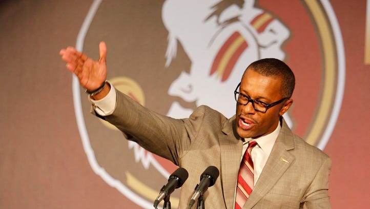 Florida State's Willie Taggart looking for 'dudes' during spring practice