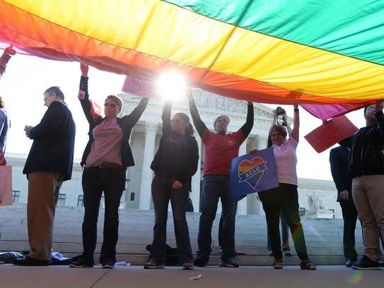 Un gran paso para la comunidad gay en Estados Unidos.