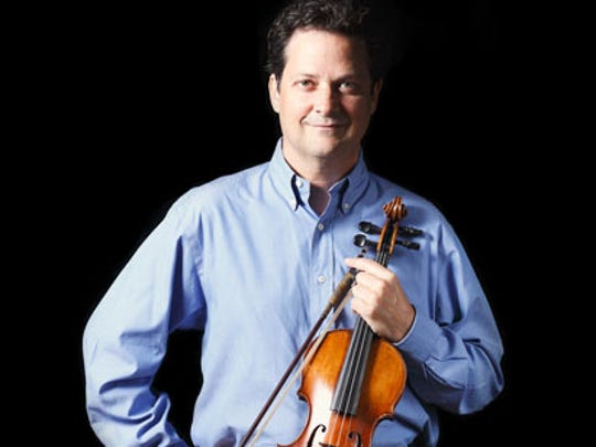 Glenn Basham will be in concert Friday at Trinity-by-the-Cove Episcopal Church.