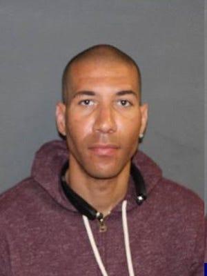 Suspect Wade Daniels