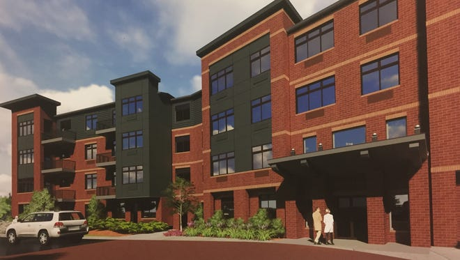 Cherry Hill's planning board on Monday night approved a proposed 192-unit apartment complex on Park Boulevard.