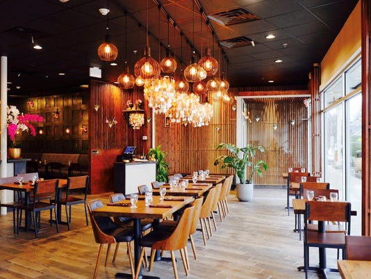 Ammata restaurant in River Vale