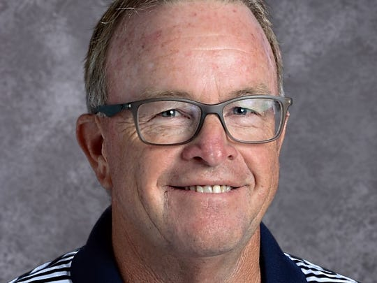 Kip Wilson, Naples High School boys golf coach