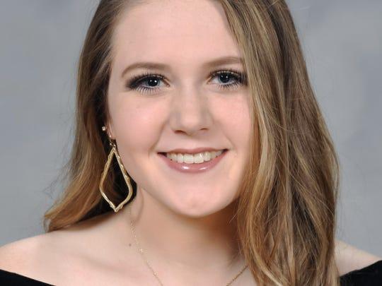 Valedictorian Madison Ann Morrow