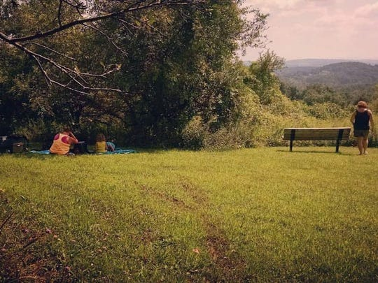 Peach Hill Park in Poughkeepsie offers 159 acres to explore and picnic.