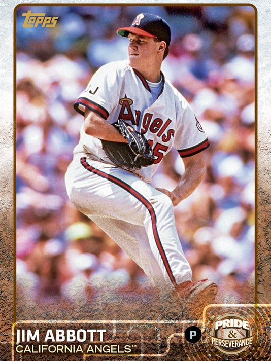Topps To Feature Cards Of Players Who Overcame Disabilities