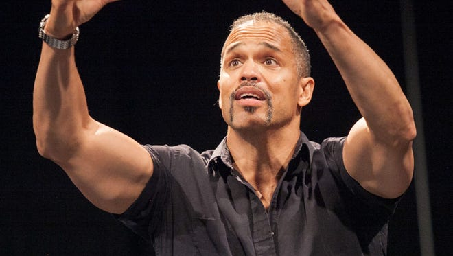 """Emmy-nominated Keith Hamilton Cobb is a tour-de-force in """"American Moor."""""""