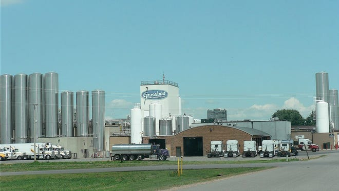 Grassland Dairy Products, Inc., announced April 1, that it notified several of its milk producers that they will no longer be accepting their milk effective May 1, due to the company's loss of a Canada customer that used nearly 1 million pounds of milk per day.