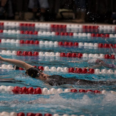 Windsor's Morgan Friesen won both the 200 IM and the