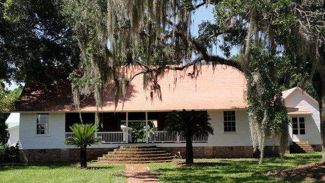 Nicholson House, circa 1820, is listed on the National Register of Historic Places as the oldest in Gadsden County. It was the former home of Scottish immigrant Dr. Malcom Nicholson.