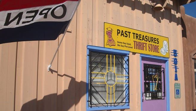 Past Treasures Thrift Store will be celebrating a new name change with an open house Friday.