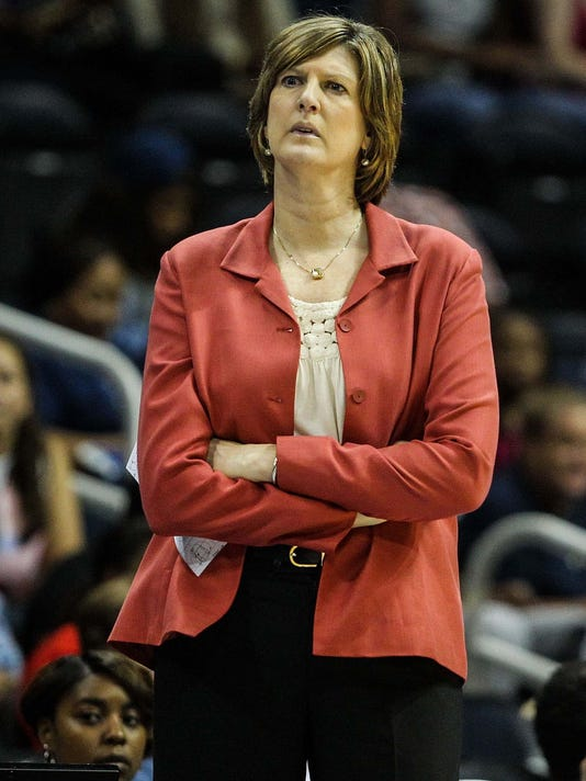 WNBA: Connecticut Sun at Atlanta Dream