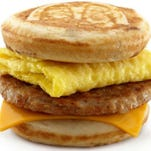 Select stores in Alabama, Georgia, Louisiana, Mississippi and South Carolina were adding the McGriddle next week. The exact locations were not revealed.