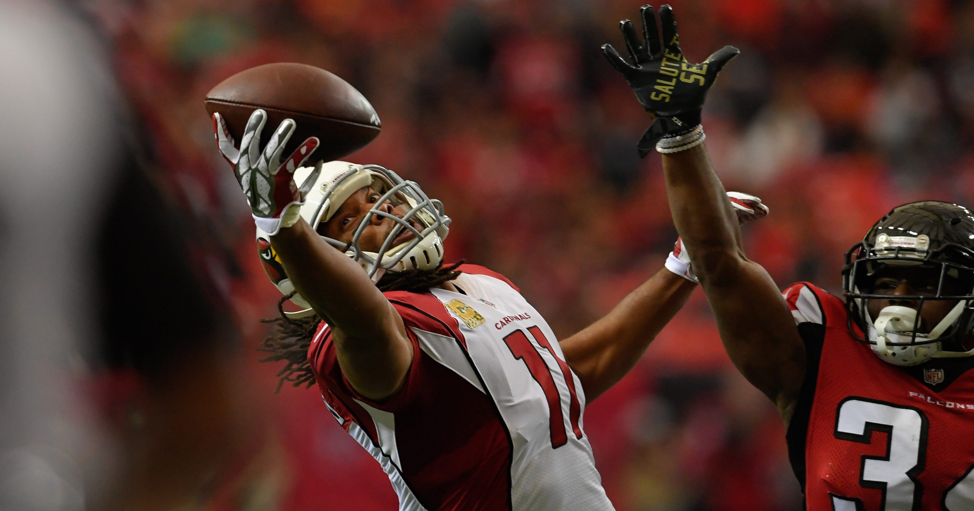 Cardinals  Larry Fitzgerald keeps chasing greatness b742a8597