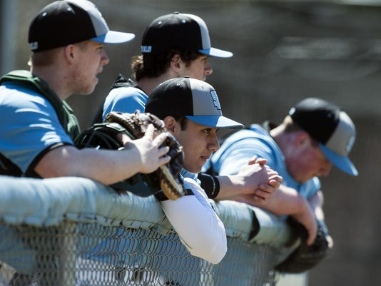 MMU vs. South Burlington Baseball 04/16/16