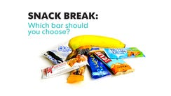 Which grab-and-go snack is best for you?