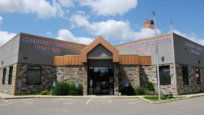 The American Legion Post 254 in Sauk Rapids is temporarily open on Wednesday.