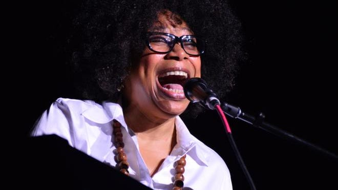 Singer Rachelle Ferrell is a classically trained violinist and pianist.