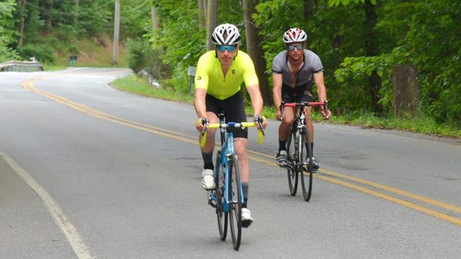 Pete LoBianco Jr. decided to partner with a local charity called New Life for Girls and did an Everesting attempt for his birthday.