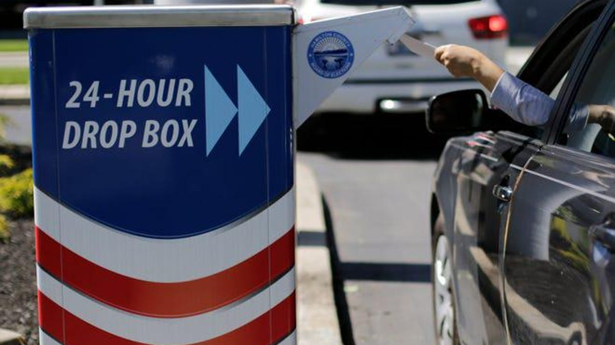 Judge rules multiple Ohio ballot drop boxes allowed in each county