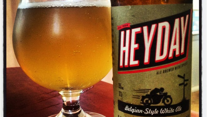 Great Divide Heyday is a witbier.