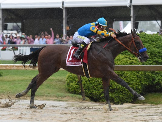 American Pharoah, use as main art
