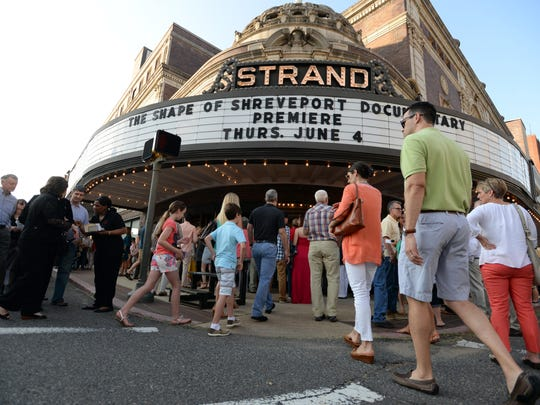 The Shape of Shreveport, episodes 5-8,  will premiere 7 p.m. Thursday at The Strand Theatre.