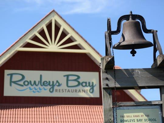 Rowleys Bay Resort in northern Door County on Aug.