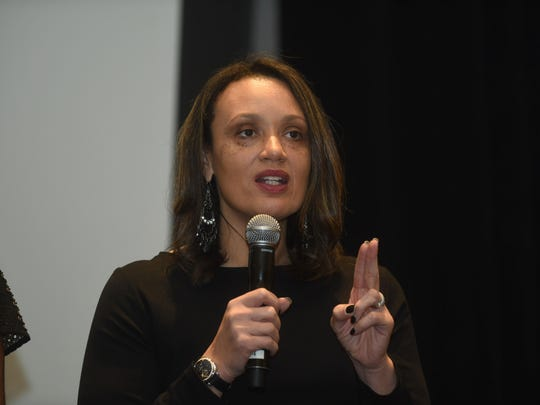 Tonya Allen, CEO of the Skillman Foundation and founder of the Detroit Parent Network.