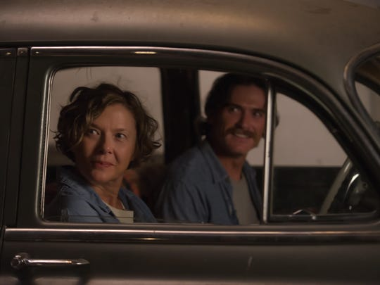 "Annette Bening and Billy Crudup in ""20th Century Women."""