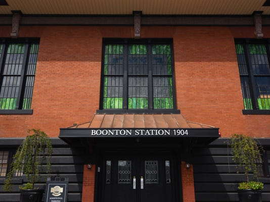 Boonton Station