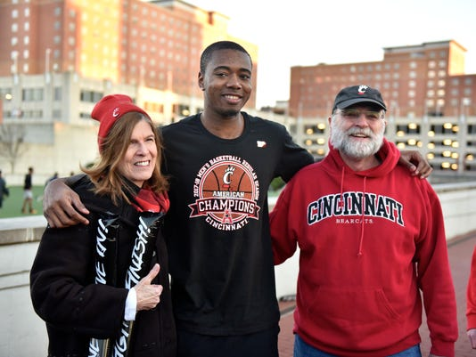 Bearcats Welcome Home