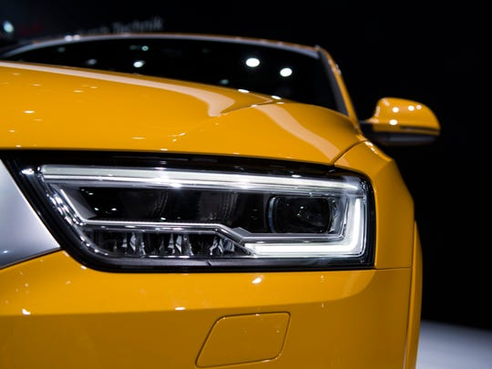 LEDs Cast New Light On Auto Design - Led car show lights
