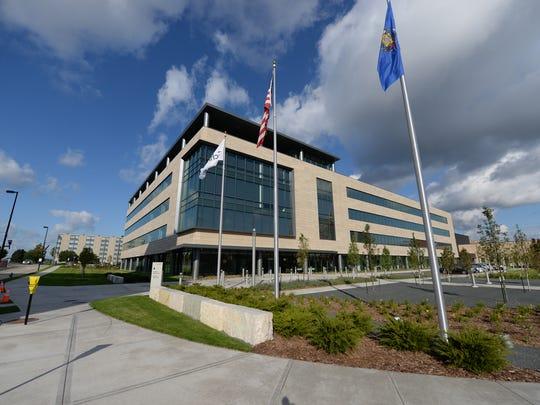 Schreiber corporate headquarters in Green Bay.
