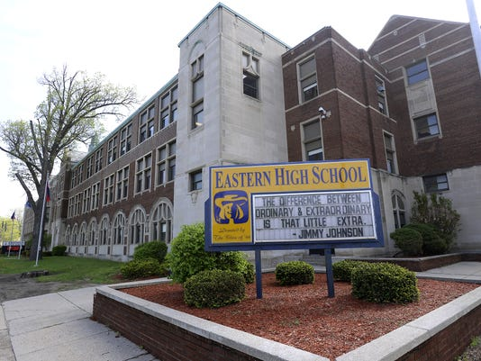 EASTERN HIGH SCHOOL 1