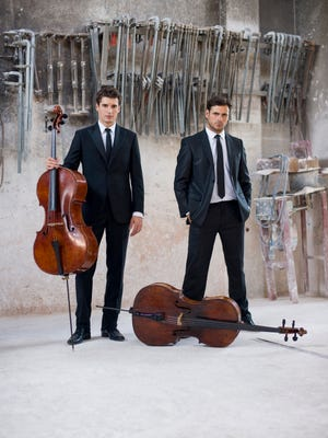 Luka Šulic and Stjepan Hauser with 2Cellos take a classical instrument to a new level.