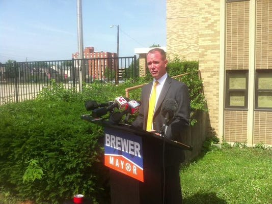 Chuck Brewer for mayor