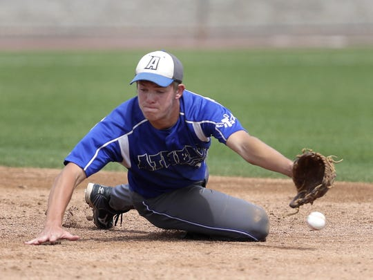 Athens junior Seth Coker is a reason why the Bluejays won a second straight WIAA Division 4 state baseball championship this season. He also earned the Marawood Conference North Division baseball player of the year nod.