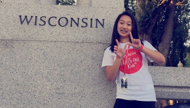 Adileen Sii, a junior at Lincoln High School, will speak at a national anti-tobacco summit.