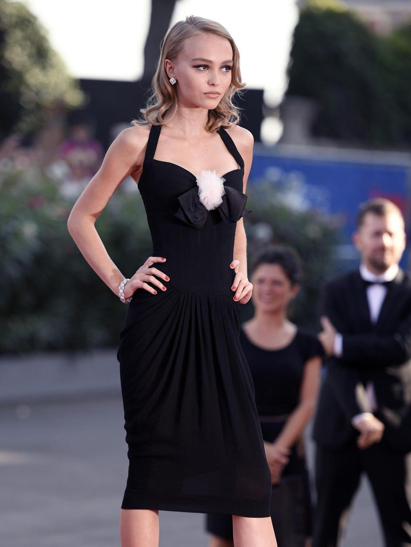 Stars hit the red carpet at the Venice Film Festival