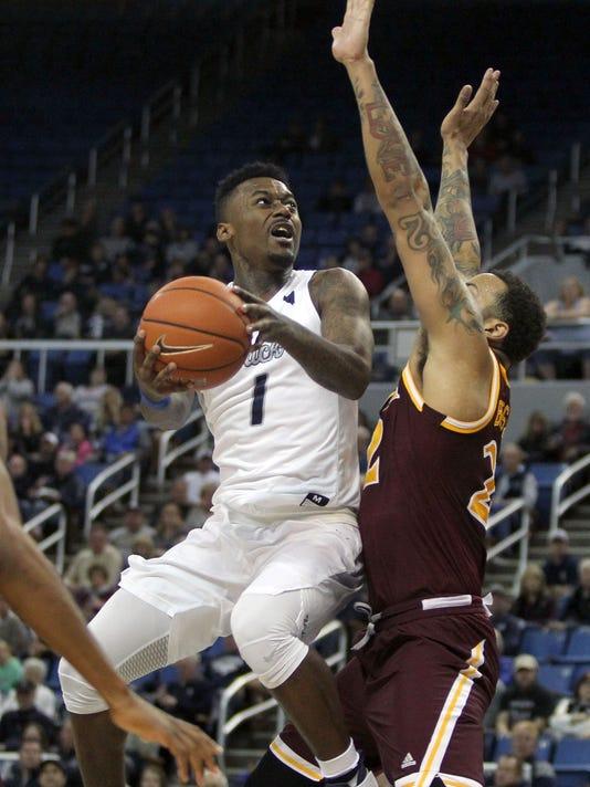NCAA Basketball: Iona at Nevada