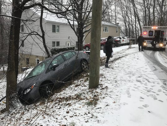 Washington Avenue accident