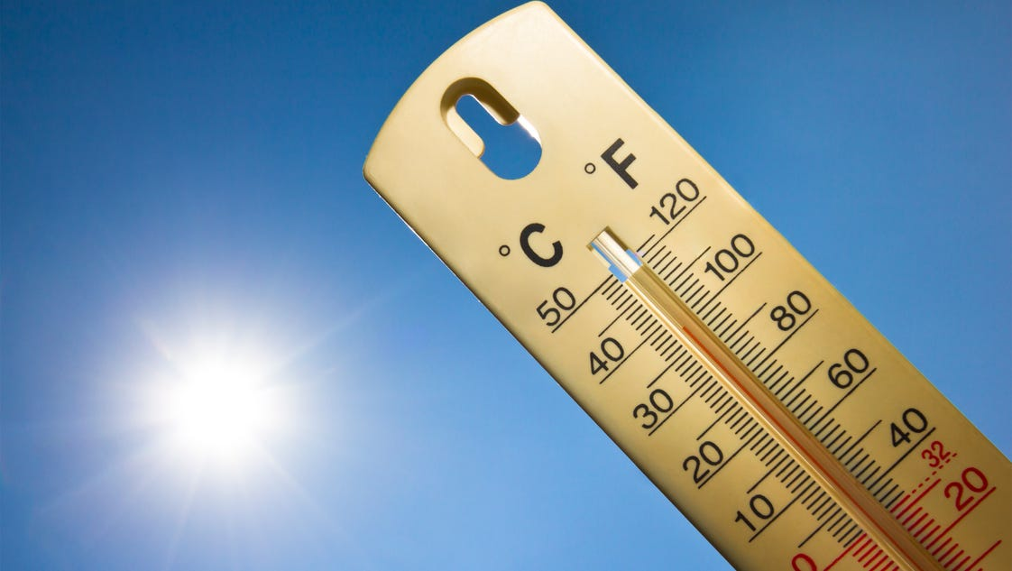 how to keep cool in hot weather at school