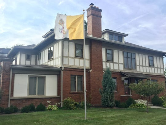 The St. Francis de Sales Church rectory, located on Granville Street, will be repaired and renovated, instead of demolished.