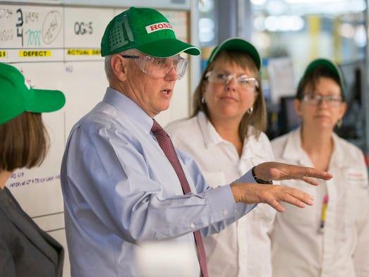 Honda Adding 100 Jobs Investing 52 Million In Greensburg